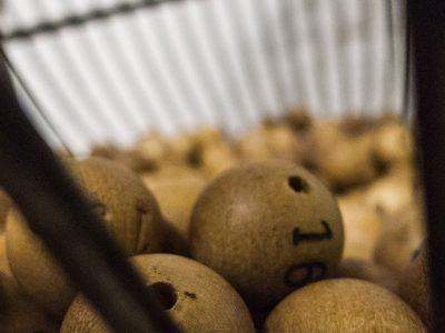 No se puede jugar a la lotería